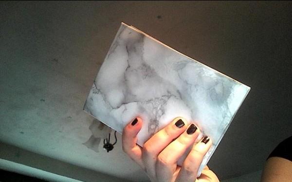 Deník - mramorovaný